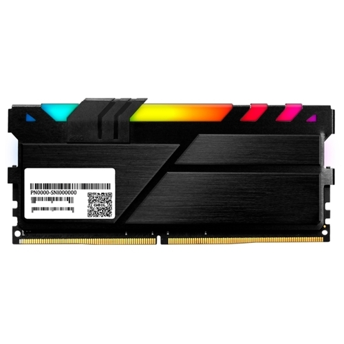 Оперативная память 8 ГБ 1 шт. GeIL EVO X II GEXSB48GB2666C19SC