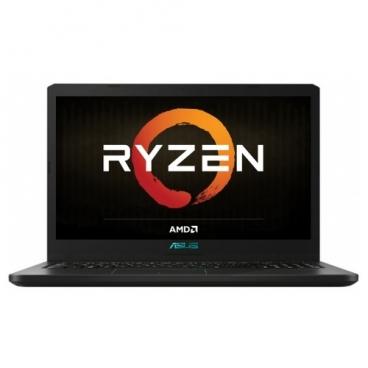 """Ноутбук ASUS M570DD-E4065 (AMD Ryzen 5 3500U 2100MHz/15.6""""/1920x1080/8GB/256GB SSD/1000GB HDD/DVD нет/NVIDIA GeForce GTX 1050 2GB/Wi-Fi/Bluetooth/Без ОС)"""