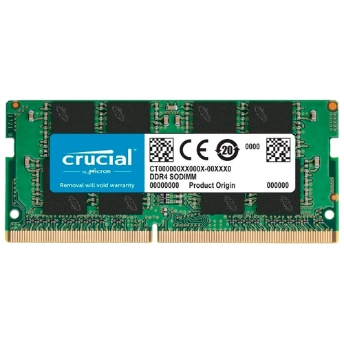 Оперативная память 8 ГБ 1 шт. Crucial CT8G4SFD824A