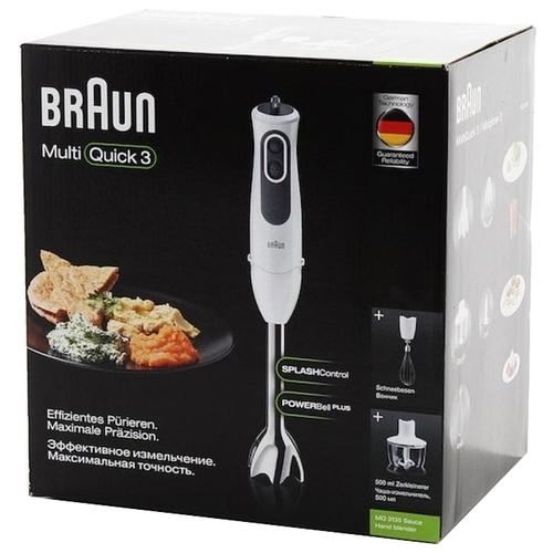 Погружной блендер Braun MQ 3135 Sauce