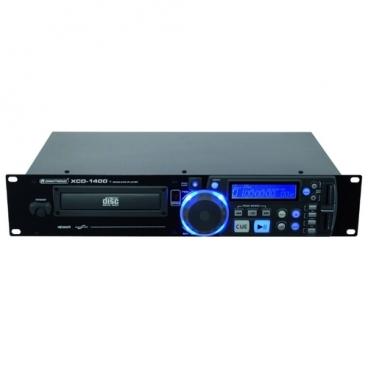 DJ CD-проигрыватель Omnitronic XCP-1400