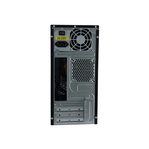 Компьютерный корпус Powerman ES862 400W Black