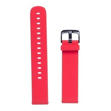 GSMIN Ремешок силиконовый Solid для Amazfit Bip