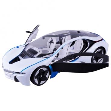 Легковой автомобиль MZ BMW i8 (MZ-2068D) 1:8 60 см