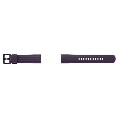 Samsung Ремешок для Galaxy Watch (42мм) / Gear Sport (силиконовый) ET-YSU81