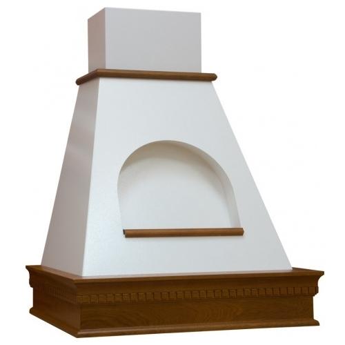 Каминная вытяжка Vialona Cappe Анастасия с окном 60 inca 550