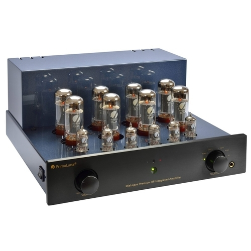 Интегральный усилитель PrimaLuna DiaLogue Premium HP Integrated Amplifier