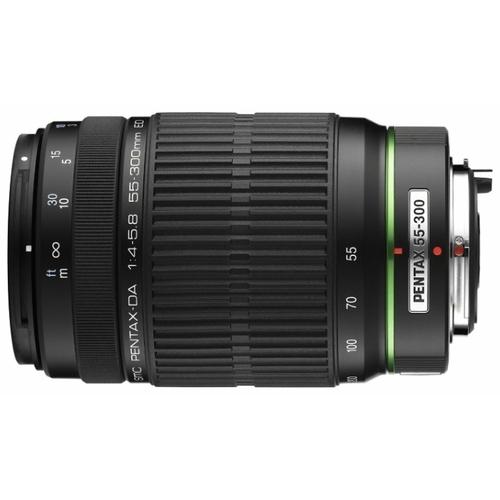 Объектив Pentax SMC DA 55-300mm f/4.0-5.8ED