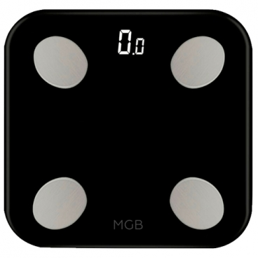 Весы MGB Body fat scale Glass Edition BK