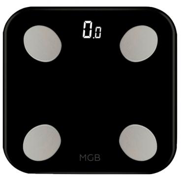 Весы MGB Body fat scale Glass Edition BK