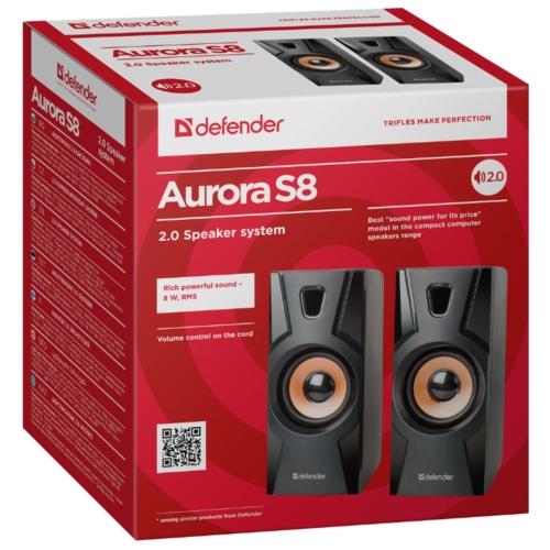 Компьютерная акустика Defender Aurora S8