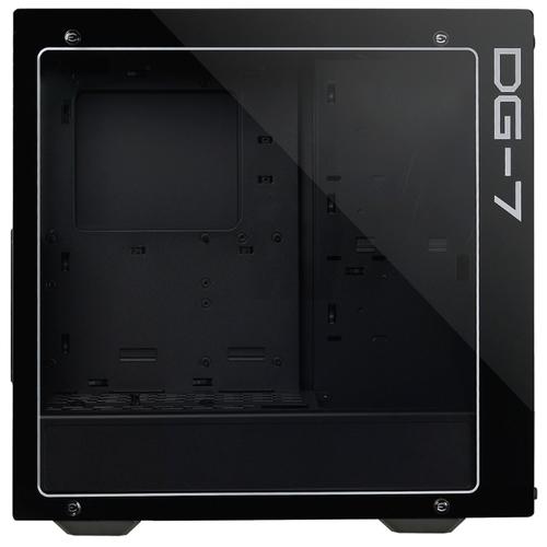 Компьютерный корпус EVGA DG-75 Black