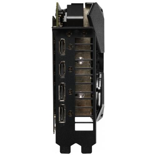 Видеокарта ASUS ROG GeForce GTX 1660 Ti 1500MHz PCI-E 3.0 6144MB 12002MHz 192 bit 2xDisplayPort 2xHDMI HDCP STRIX GAMING Advanced