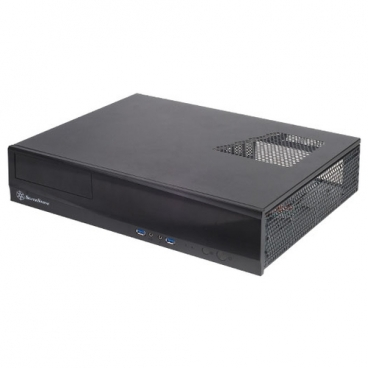 Компьютерный корпус SilverStone ML03B Black