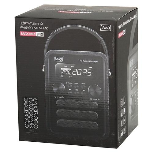 Радиоприемник Max MR-340
