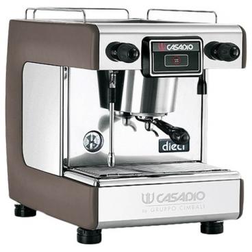 Кофеварка рожковая Casadio Dieci S1