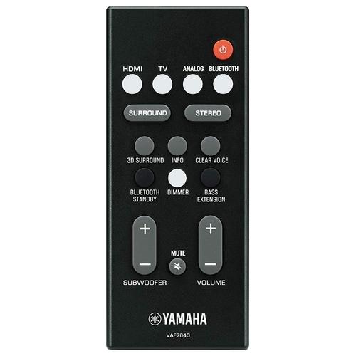 Саундбар YAMAHA YAS-108