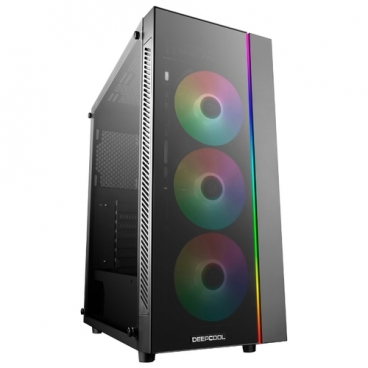Компьютерный корпус Deepcool Matrexx 55 ADD-RGB 3F Black