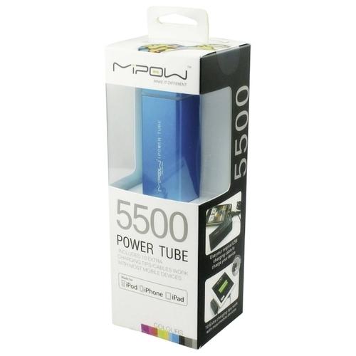 Аккумулятор MIPOW Power Tube 5500