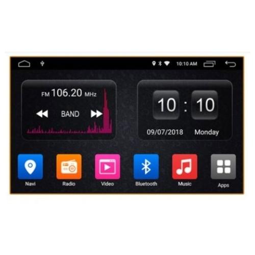 Автомагнитола ROXIMO S10 RS-1103 Toyota Corolla e160 (Android 8.1)