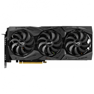 Видеокарта ASUS ROG GeForce RTX 2080 Ti 1350MHz PCI-E 3.0 11264MB 14000MHz 352 bit 2xDisplayPort 2xHDMI HDCP Strix Gaming Advanced