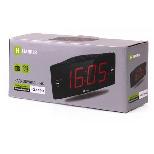Радиобудильник HARPER HCLK-2042