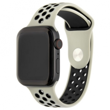 INTERSTEP Ремешок ACTION для Apple Watch 42/44 мм, силикон