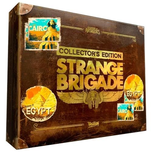 Strange Brigade Коллекционное Издание