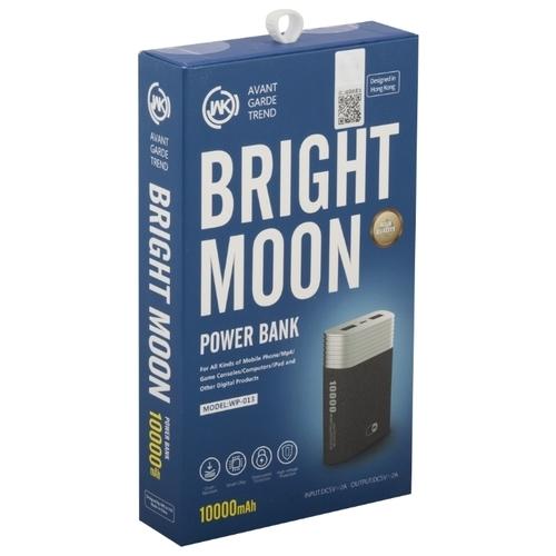 Аккумулятор WK WP-013 Bright Moon 10000 mAh