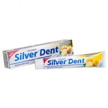 Зубная паста Modum Silver Dent Экстра отбеливание с лимоном