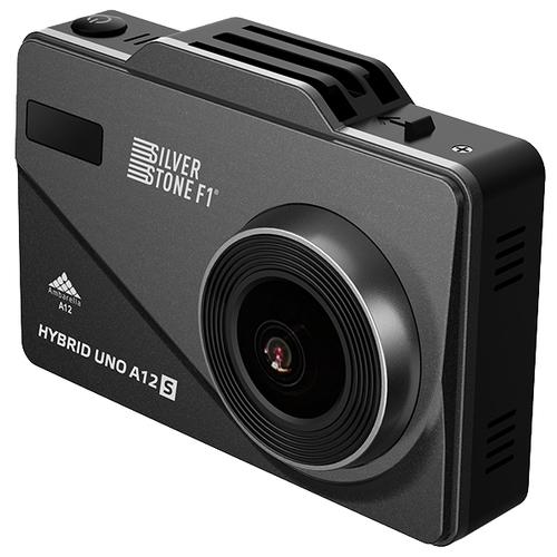 Видеорегистратор с радар-детектором SilverStone F1 HYBRID UNO A12 S, GPS