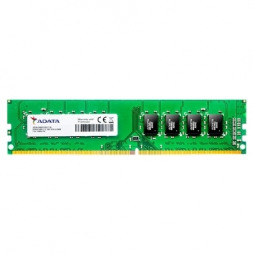 Оперативная память 4 ГБ 1 шт. ADATA DDR4 2400 DIMM 4Gb
