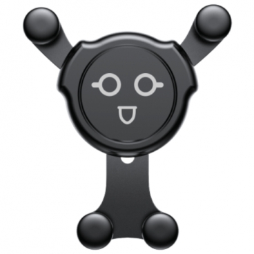 Держатель Baseus Emoticon Gravity Car Mount (SUYL-EMKX)