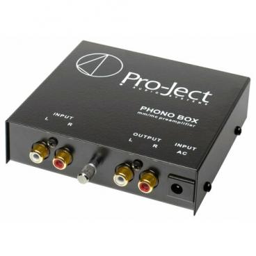 Фонокорректор Pro-Ject Phono Box