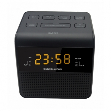 Радиобудильник HARPER HRCB-7750