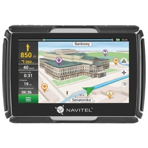 Навигатор NAVITEL G550 Moto