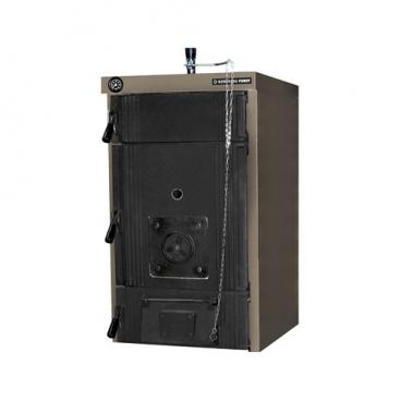 Твердотопливный котел Kentatsu MAX-04 38 кВт одноконтурный