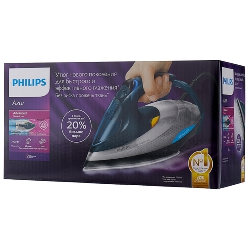 Утюг Philips GC4930/10 Azur Advanced