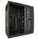 Компьютерный корпус ExeGate QA-410 w/o PSU Black