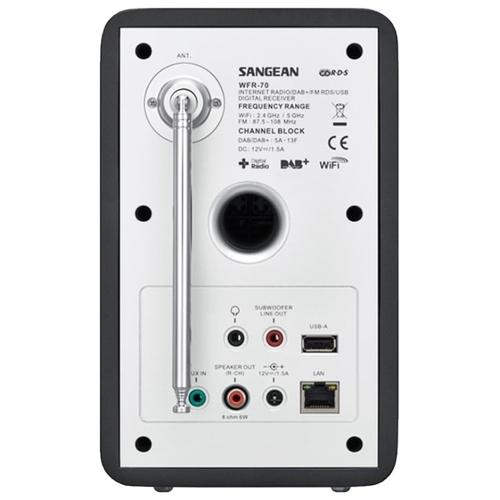 Радиоприемник Sangean WFR-70+SP-40