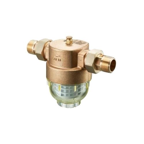 Фильтр механической очистки oventrop Aquanova Compact PN 16 муфтовый (НР/НР), бронза