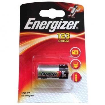 Батарейка Energizer CR123