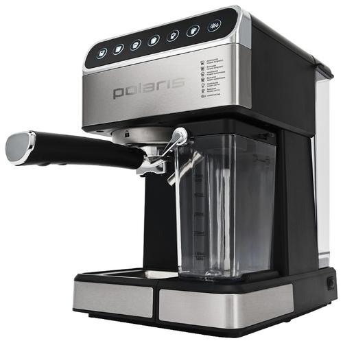 Кофеварка рожковая Polaris PCM 1535E