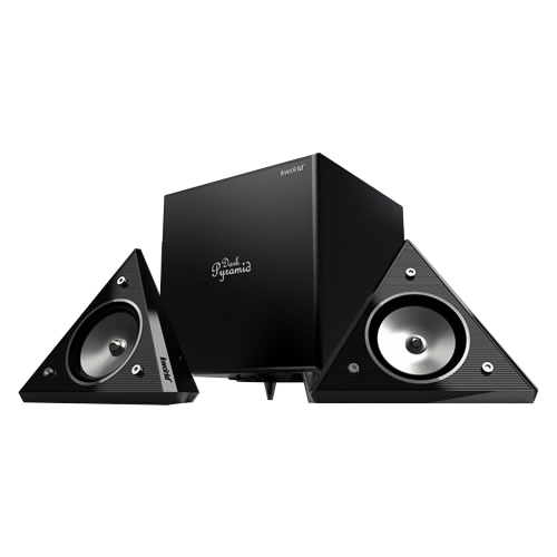 Компьютерная акустика KWorld Dark Pyramid D8