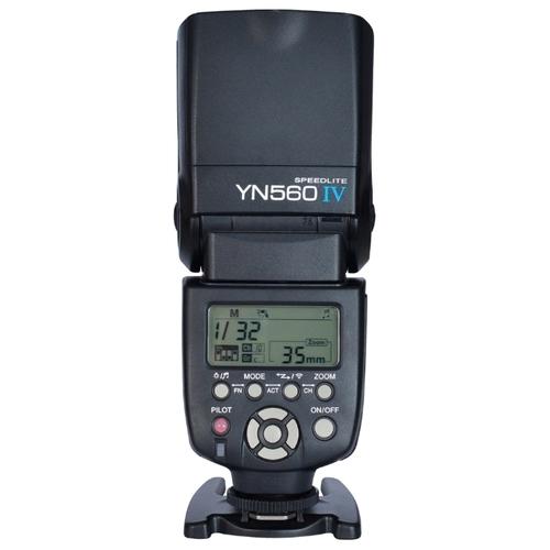 Вспышка YongNuo Speedlite YN-560 IV