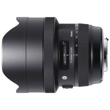 Объектив Sigma 12-24mm f/4 DG HSM Art Canon EF