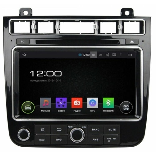 Автомагнитола FarCar s130 VW Touareg 2 2015+ Android (R907)