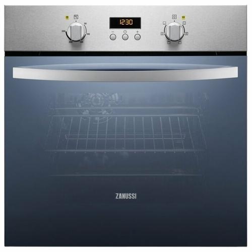 Электрический духовой шкаф Zanussi ZZB 525601 X