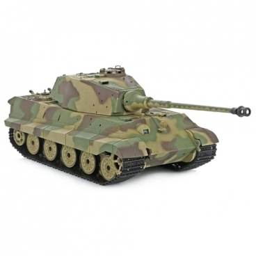 Танк Heng Long King Tiger Henschel (3888A-1) 1:16 18 см