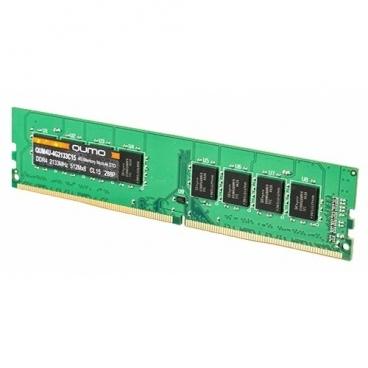 Оперативная память 8 ГБ 1 шт. Qumo DDR4 2400 DIMM 8Gb